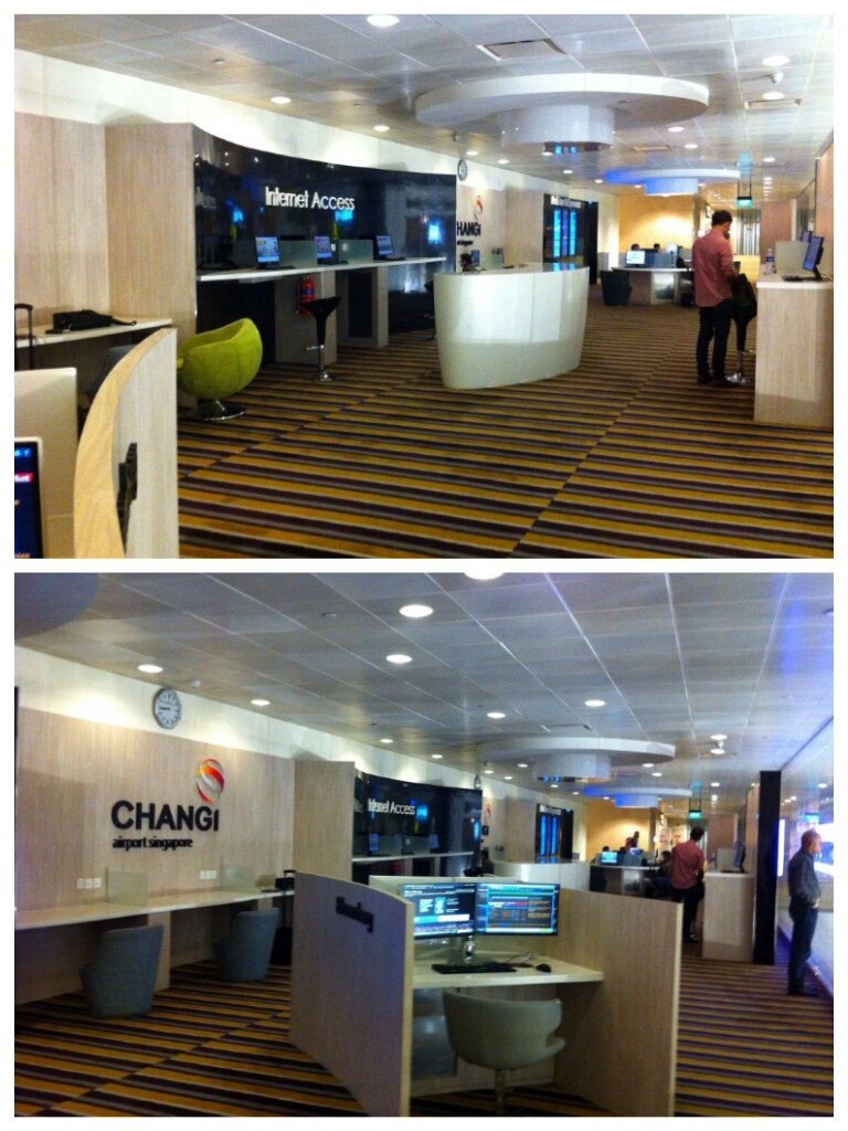 IT center di Changi