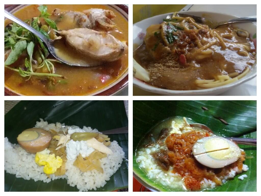 makanan khas dari berbagai kota di Jawa Tengah
