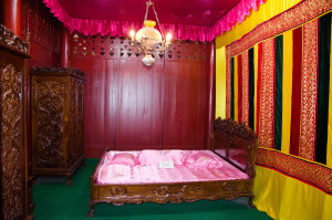 kamar tidur para dayang