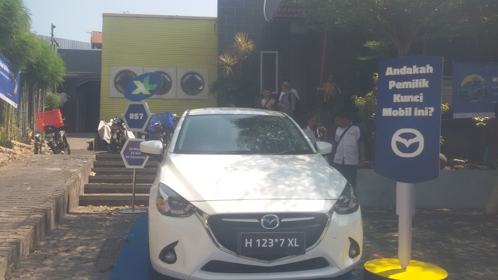 Mazda 2 siapa mau????