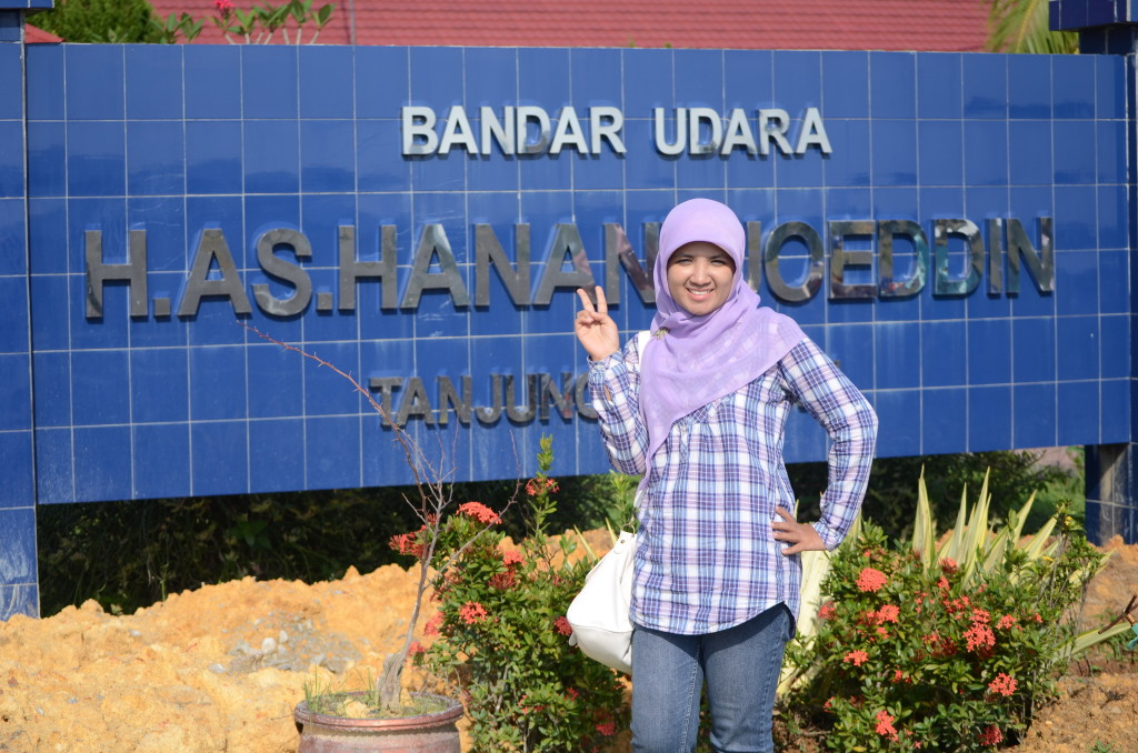 welcome to Tanjung Pandan :)