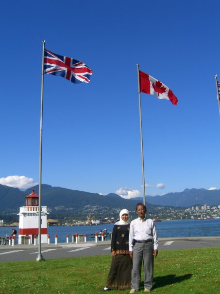 Vancouver.. beberapa tahun lalu