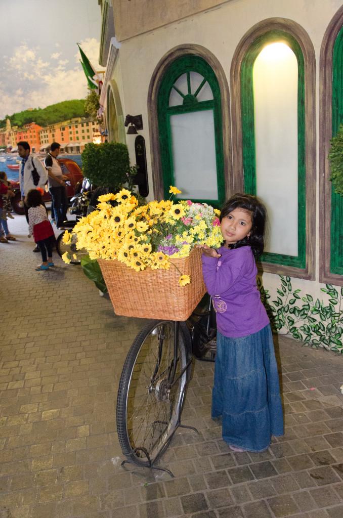 mau jualan bunga nih