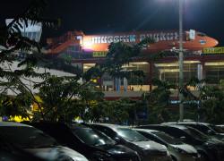 tampak depan Museum Angkut