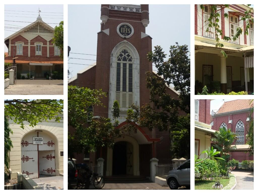 kompleks Gereja Katholik Gedangan
