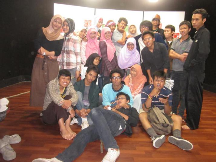 final project kelas speaking, bikin drama :)