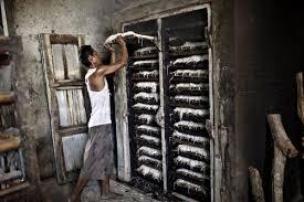 pembuatan mie lethek pernah diliput oleh darkroom.baltimoresun.com