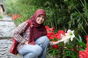 cantik banget ya bunganya ;)