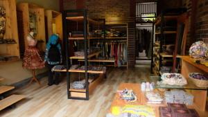 showroom batik Semarang