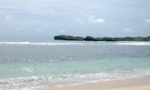 Pantai Indrayanti, gunung Kidul, JOgjakarta