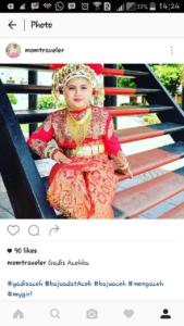 Inong Acehku yg cantik :)
