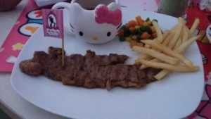 sirlion steak