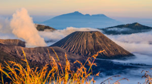 the Magnificent Bromo