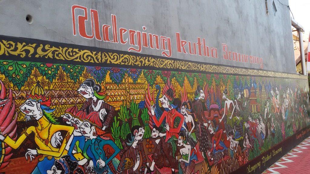kampung batik semarang