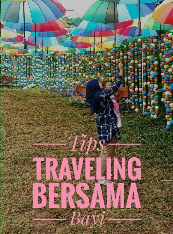 Tips traveling bersama bayi