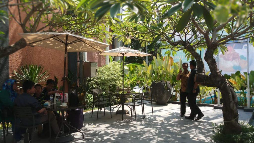 Hotel syariah Azizah