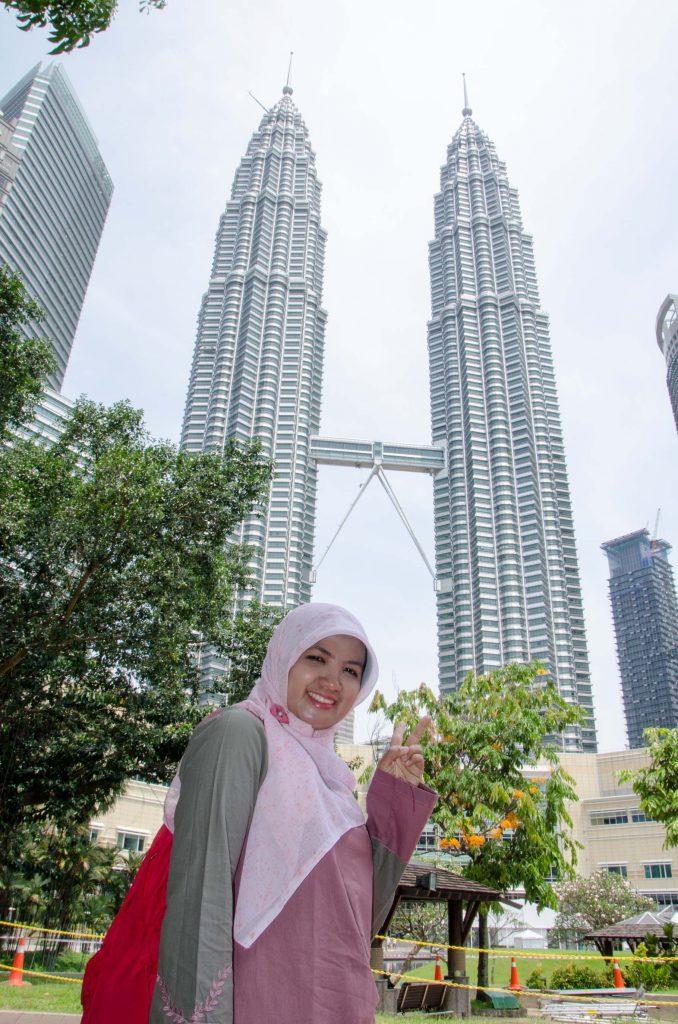KLCC tower Malaysia